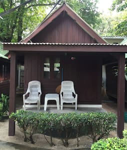 Sea breeze cabin at Lamai beach - Ko samui