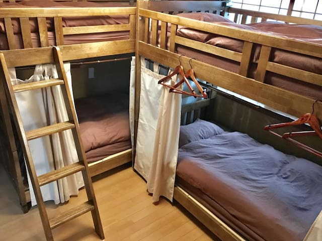 Women only dormitory 6 min on foot from Nagoya Kanayama sta. For sightseeing Nagoya Castle !