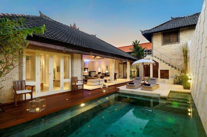 Villa Kazari Zen  - Seminyak (1 Bedroom)