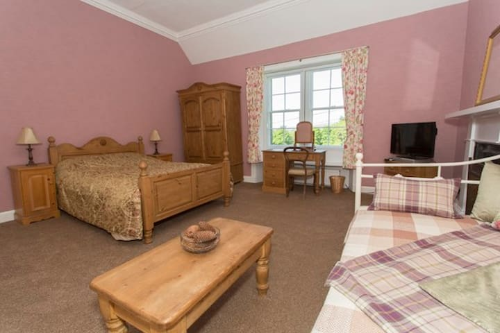 Luxury B&B that offers just that little bit extra! - Scottish Borders - Guesthouse