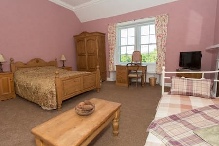 Luxury B&B that offers just that little bit extra! - Scottish Borders