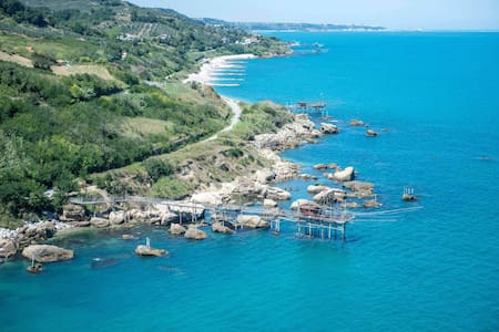 House by the Sea - Abruzzo - Costa dei Trabocchi