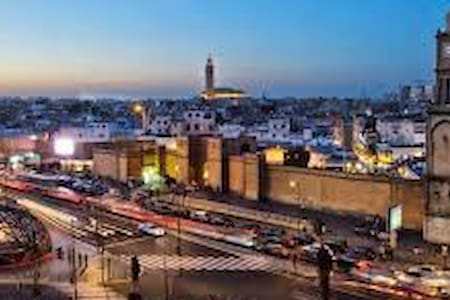 Chambre à Casablanca - Casablanca - Huoneisto