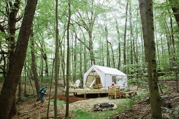 Tentrr - Berkshire Mountain Hideaway