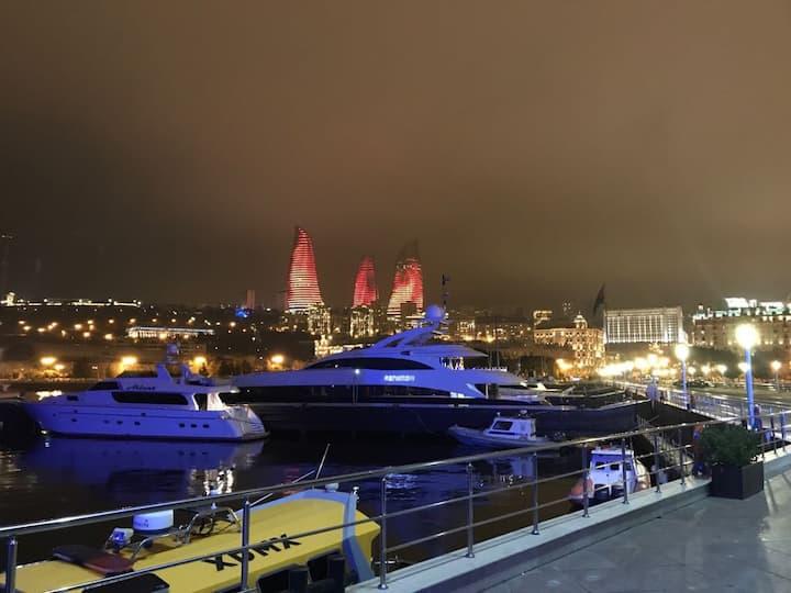 Hotel Yacht Baku