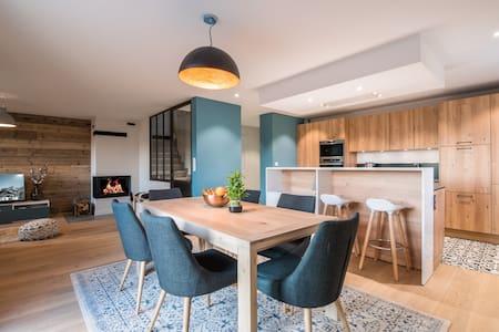 Magnifique Chalet Design pour 8 pers - La Feclaz - Saint-Jean-d'Arvey