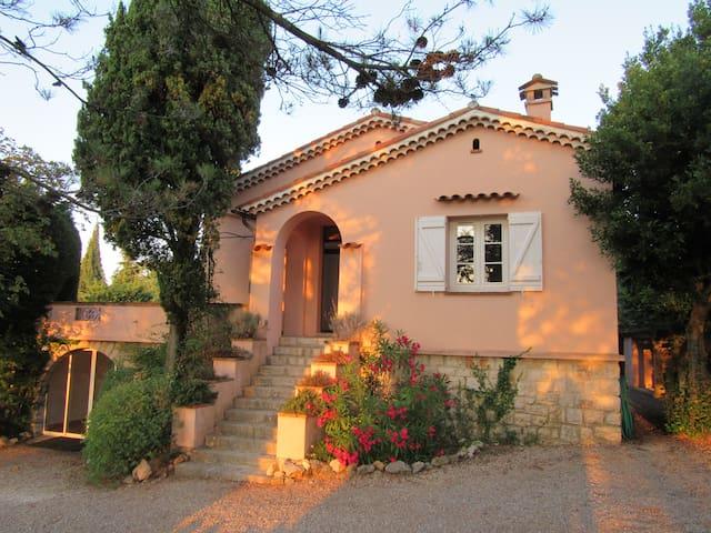 Villa Namaste - Cabris - Huis