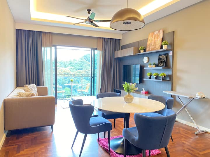 HOMELIVE V1312 @ VISTA LUXURY SUITE 3BR(FREE WIFI)