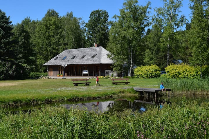 Summer Holiday home KOSISI near the Baltic Sea