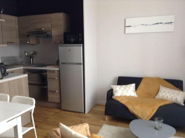Appartement T3 Lyon 5° - ลียง - อพาร์ทเมนท์