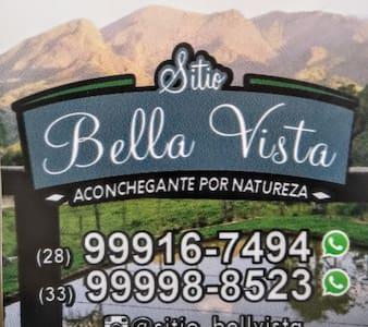 Sitio Bella Vista - Cama e café - suite 2.