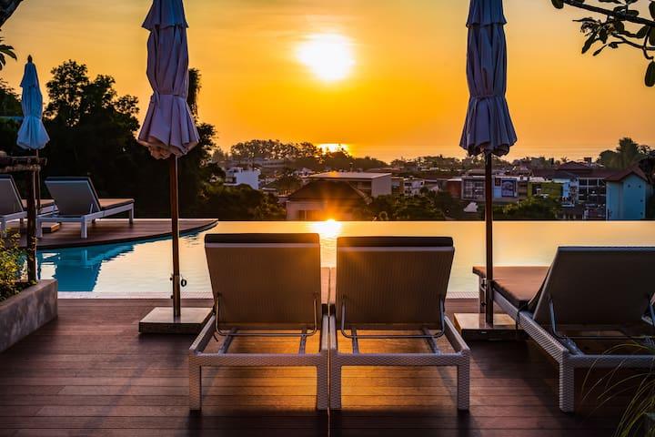 Lovely 1 Bedroom Apartment @Karon beach, 800 m