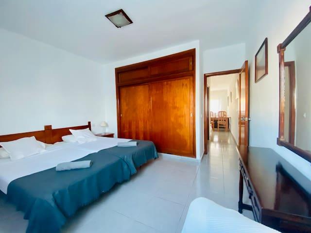 Apartamento Gueldera Central (1bed+Terrace)