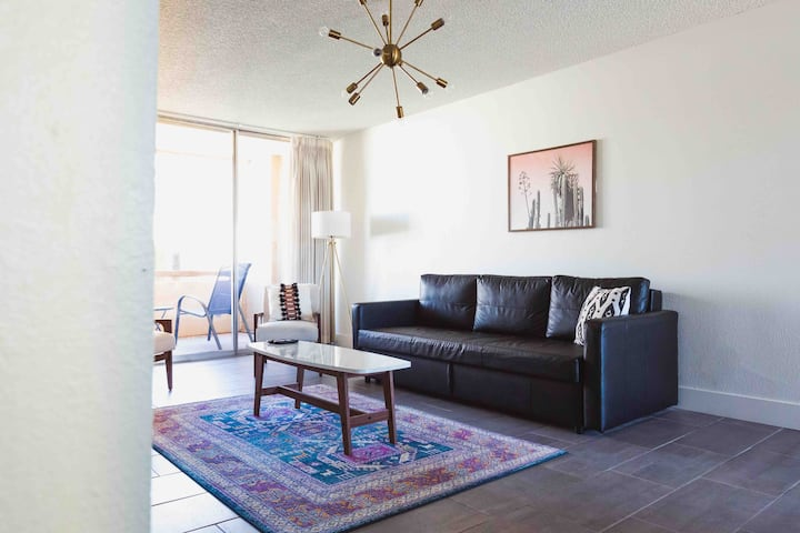 NEW! CONDO IN OLD TOWN SCOTTSDALE.