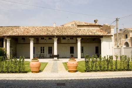B&B Hospitale I Mori-camera Anita - Sorbara - Bed & Breakfast