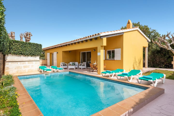 ❤Villa Aries, private pool, free WiFi