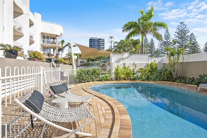 Kirra Palms 3 Bedroom Standard Air Conditioned