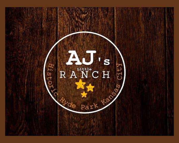 AJ's Little Ranch-Visitors' Guidebook