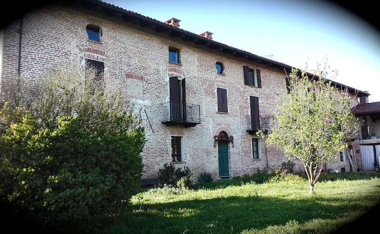 Farmhouse in the Monferrato - Maretto - Rumah