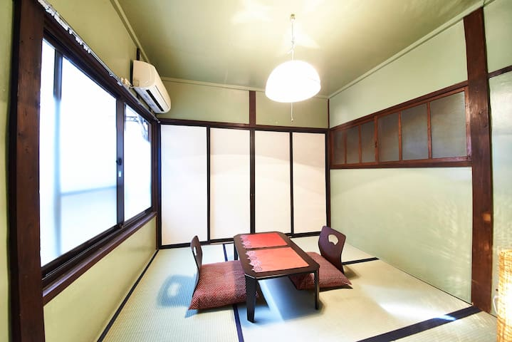 ☆11★Kyoto Kiyomizu Guest House Private room for 2p - Shimogyo Ward, Kyoto - Appartement