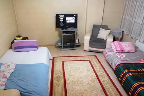 Ünye'de Uygun Fiyatlı Oda Affordable Room in Unye
