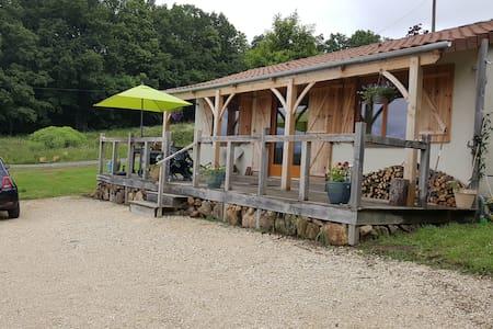 Le Cabin, Lionheart country - Saint-Pierre-de-Frugie - Casa