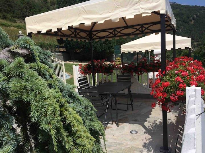 Un angolo di relax e natura 2 Valle Maira,Italia