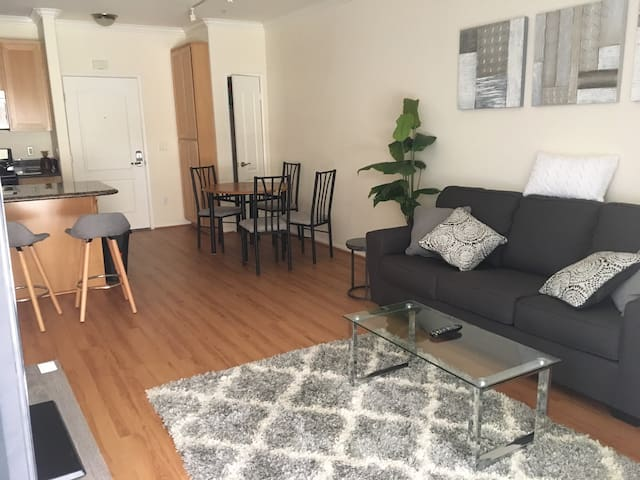 Luxury Apt near Dodger Stadium w/ FREE parking!