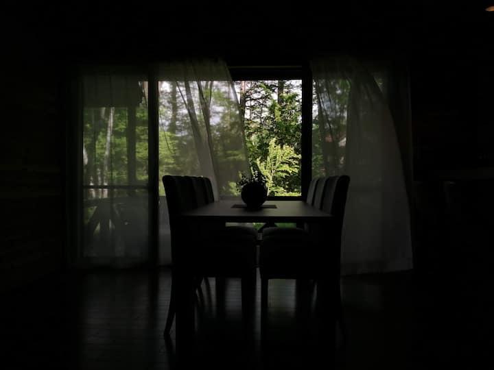 Morinoya Seishoan  (自然に囲まれた貸切別荘)