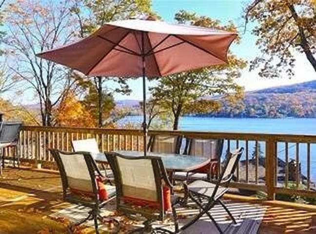 Luxury Lake House just 45 miles from NYC!