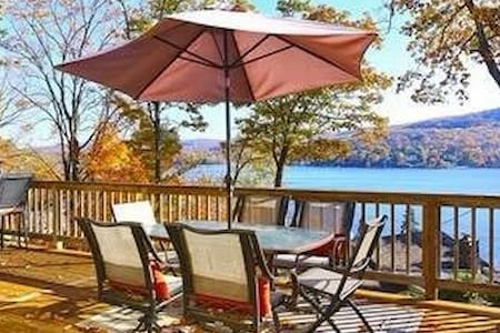 Holiday  Lake/Ski House 1 hr NYC! - Greenwood Lake