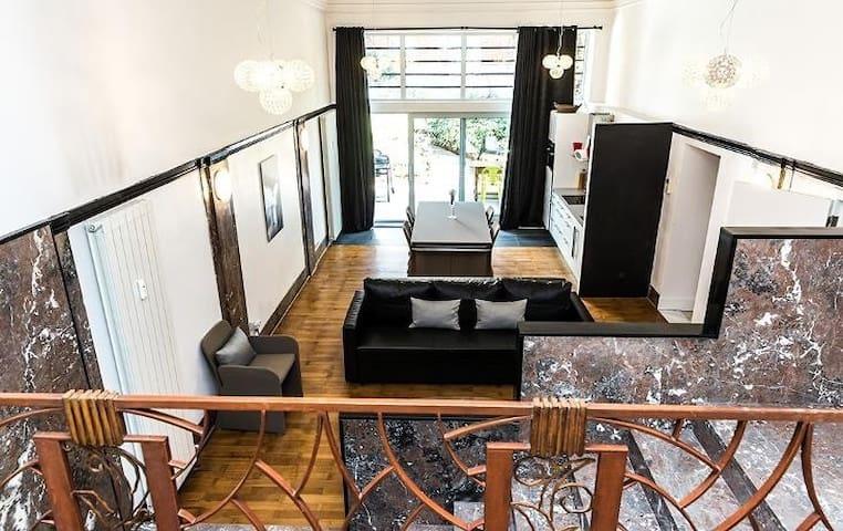 Loft Place Stéphanie / Avenue Louise - Elsene - Daire