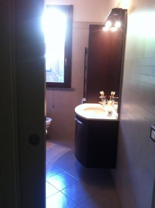 Bagno_salle de bain-Toilet