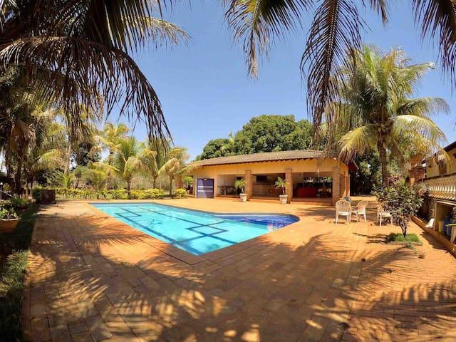 Lindo rancho para a sua família em Cardoso - SP