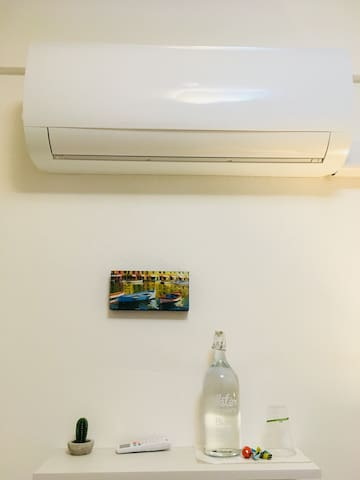 Air Conditioning detail 2019