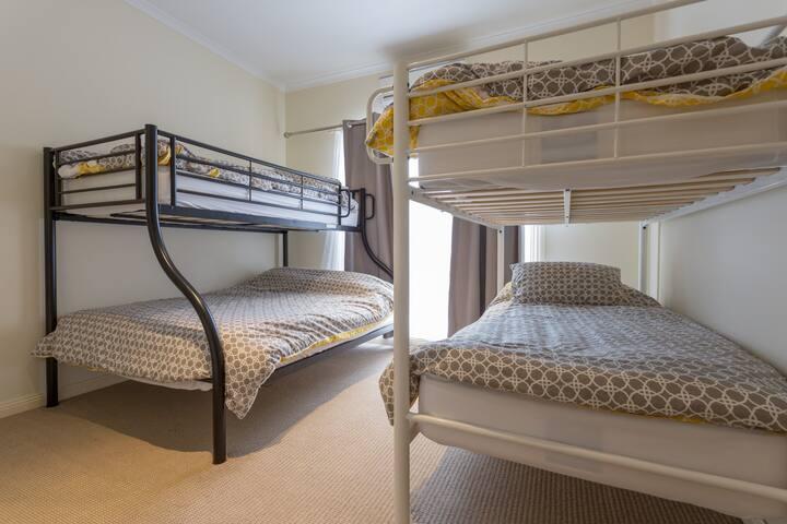 Comfy Bunk Beds
