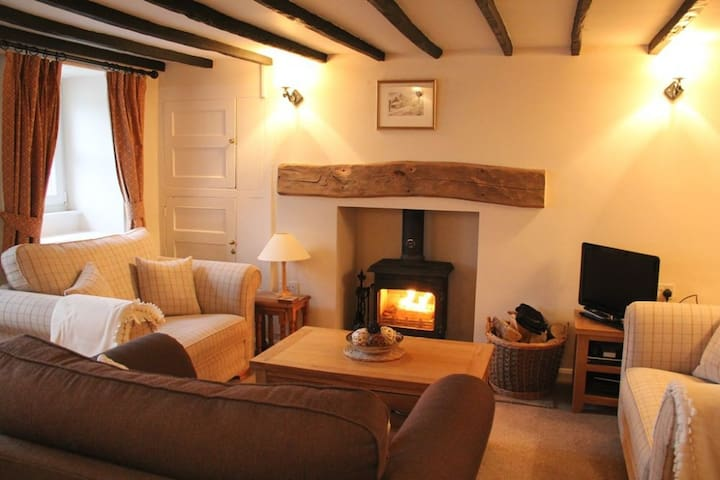 THE OLD POST OFFICE, Dacre, Nr Ullswater - Dacre, - Haus