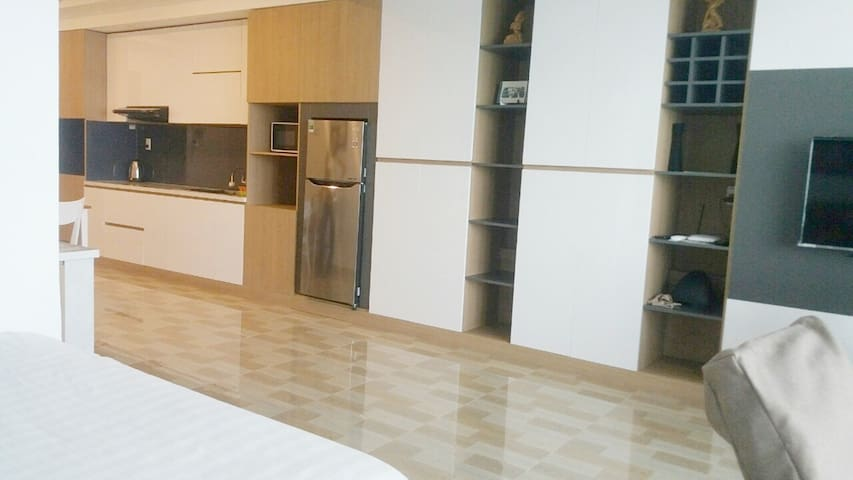APARTMENT WITH 2 BEDS IN MUONG THANH CENTER - Nha Trang - Flat