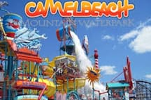 Camelbeach Outdoor waterpark