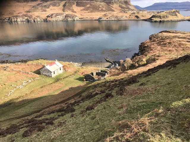 Isle of Gometra Duncan MacFarlane's - Isle of Mull - Casa