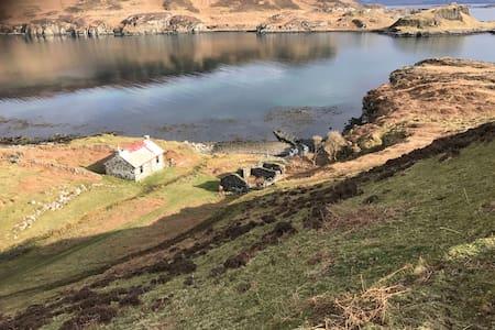 Isle of Gometra Duncan MacFarlane's - Isle of Mull - 獨棟