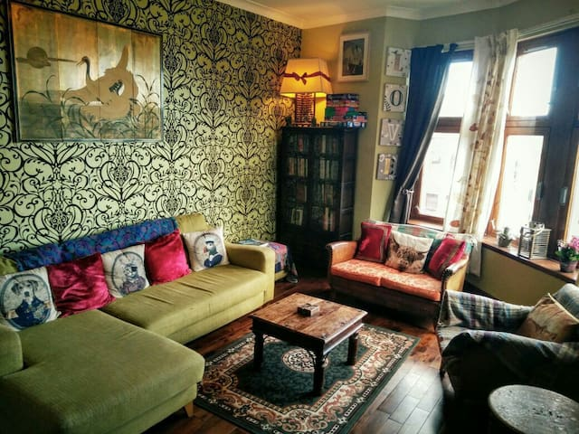 Your Glasgow Home - Glasgow - Apartment