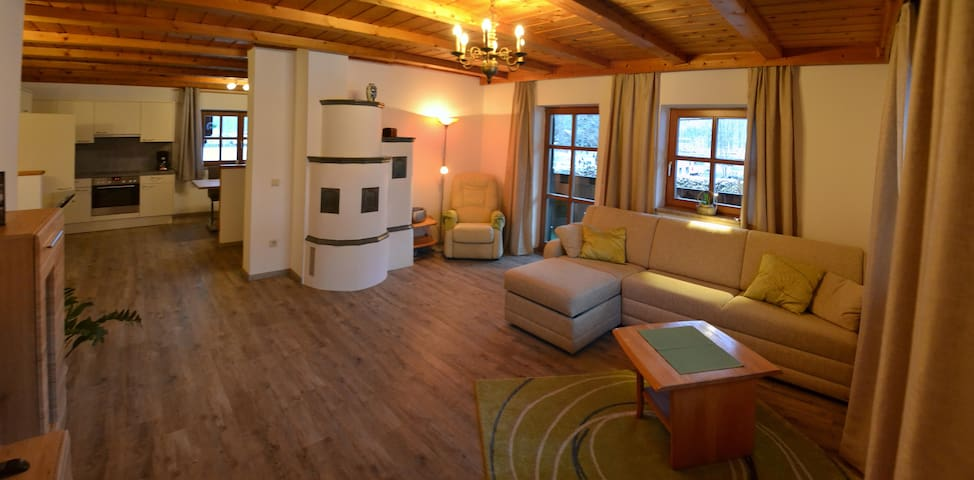 "Cosy apartment ""Lackenkogel"" in Skiamade - Altenmarkt im Pongau - Apartemen"