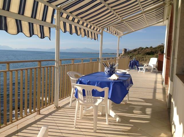 La terrazza sul mare - Agropoli - Dom