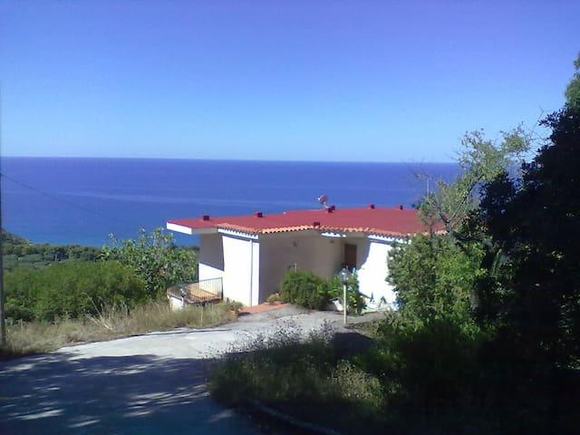 Villa Amelia super panoramica! - Marina di Camerota - Pis
