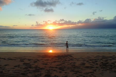 1 Bdrm Oceanfront condo... Awesome sunsets/views!!