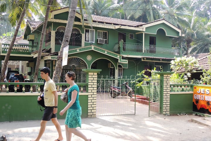 HOMELY GOAN GUEST HOUSE - Majorda - Huis