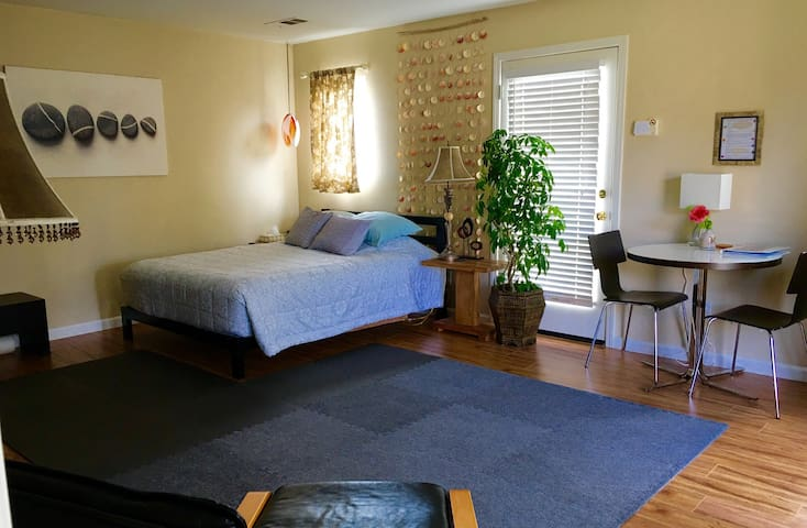 Spacious, clean, quiet private room - Novato - Casa
