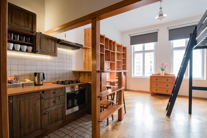Emaliowy Apartament