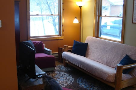 "Keweenaw Adventure Cabin - Downstairs ""Unit B"" - Copper Harbor - Apartamento"